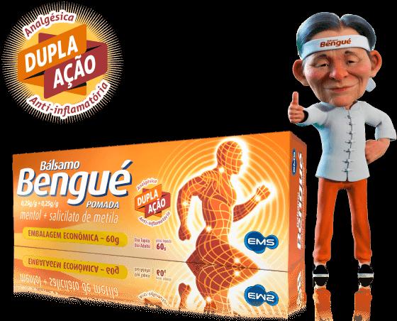 Bálsamo Bengué® Pomada 60g
